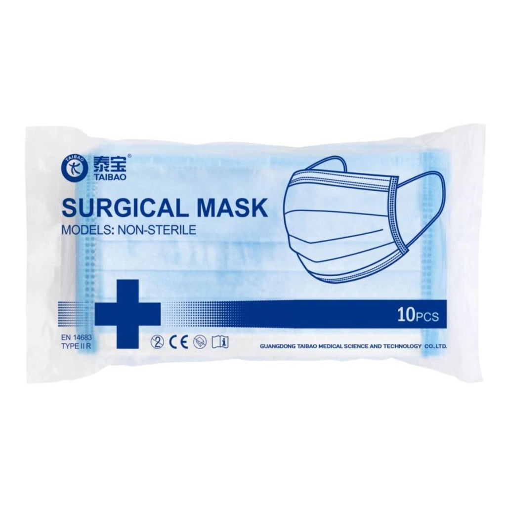 Surgical Mask - Type IIR