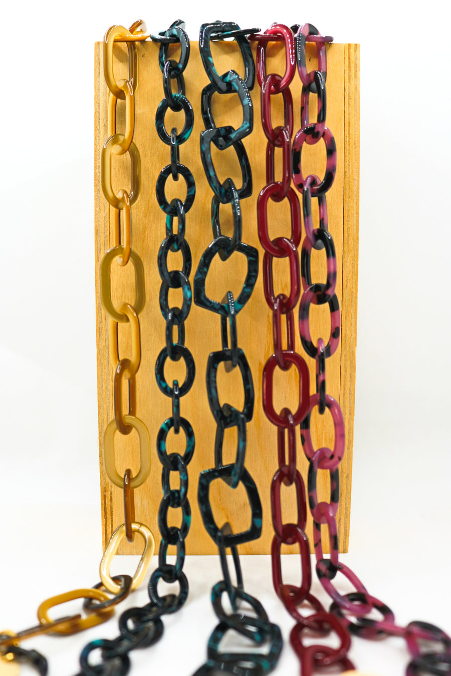 VALROSE ACETATE CHAIN LARGE