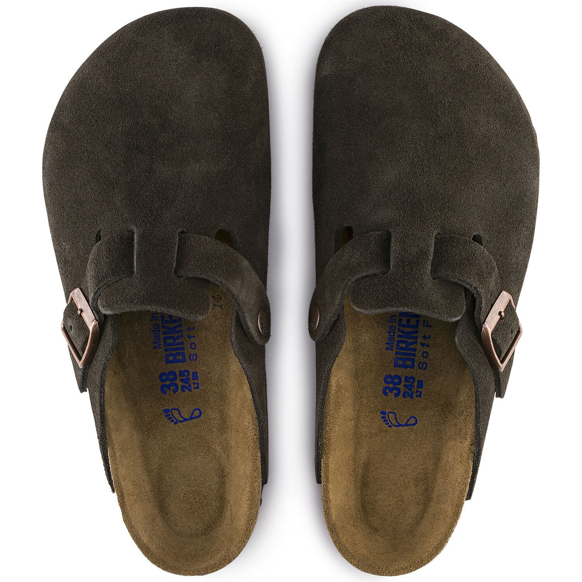 Birkenstock Boston Soft Footbed