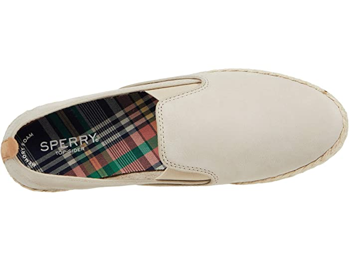 Sperry Sailor Twin Gore Leather/Jute