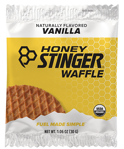 Honey Stinger Organic Energy Waffles