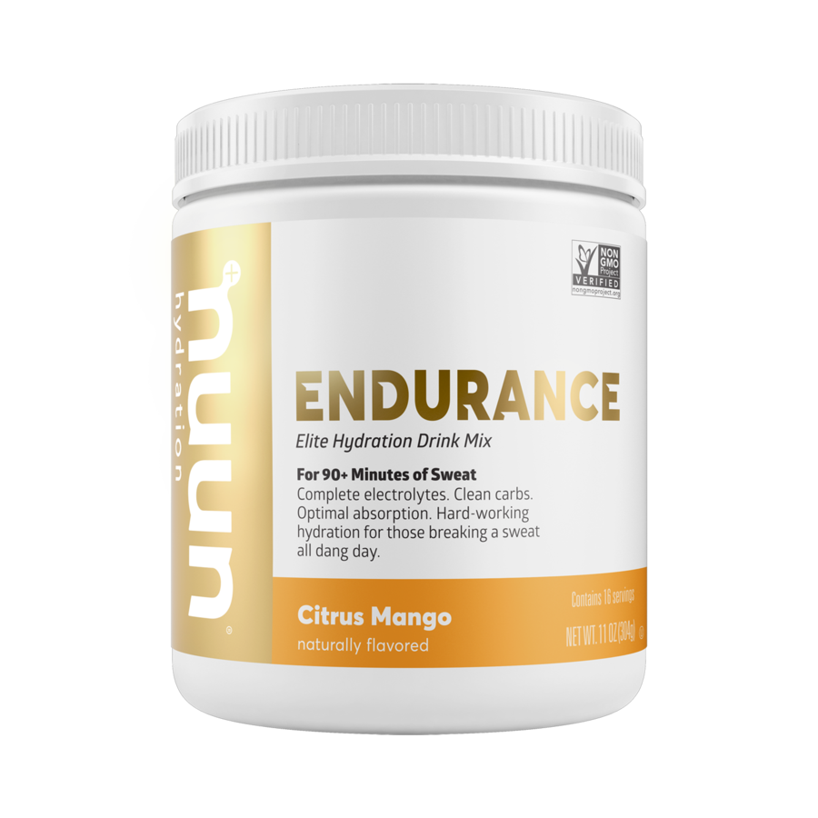 Nuun Endurance Elite Hydration Drink Mix Canister