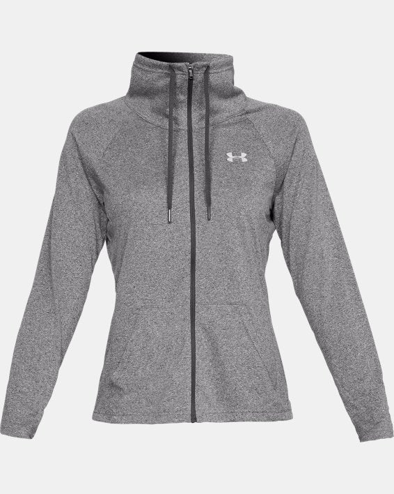 Under Armour Women's Tech Full Zip-Up