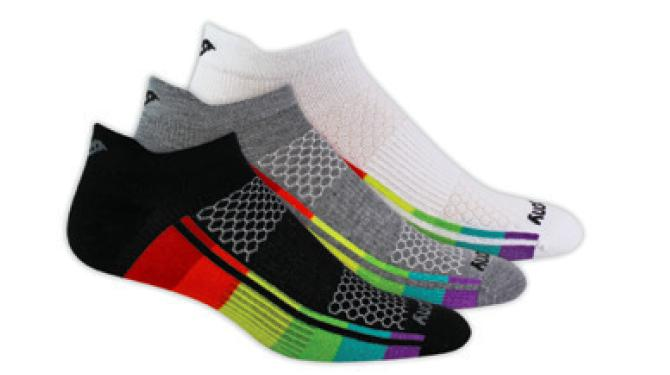 Saucony Inferno Ultralight No Show Tab 3-Pack Socks