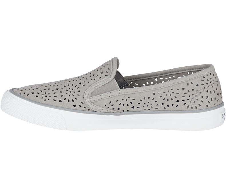 Sperry Seaside Perforated Emboss