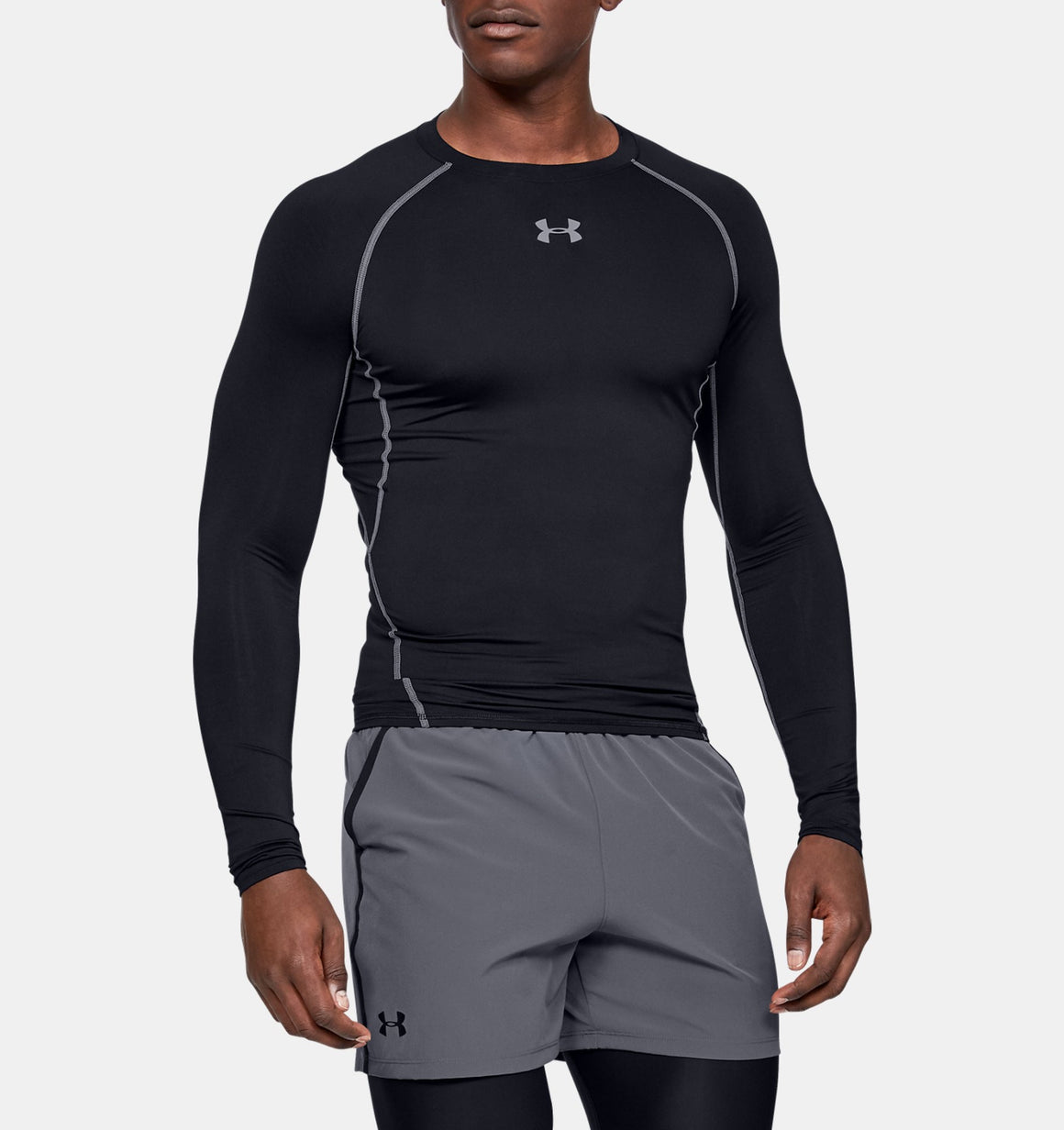 Under Armour Heat Gear Compression Long Sleeve