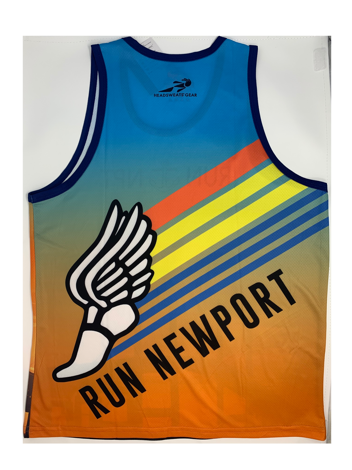 Run Newport Men's Singlet