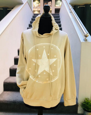 Jane -Stone Star Sweatshirt