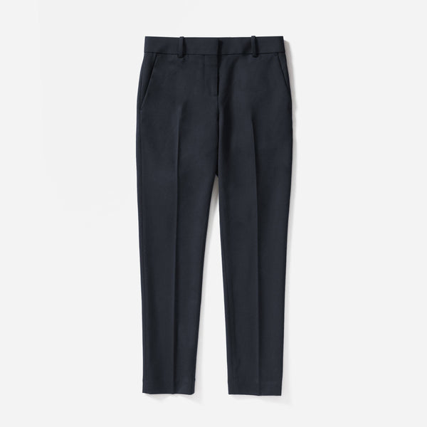 The Slim Wool Pant