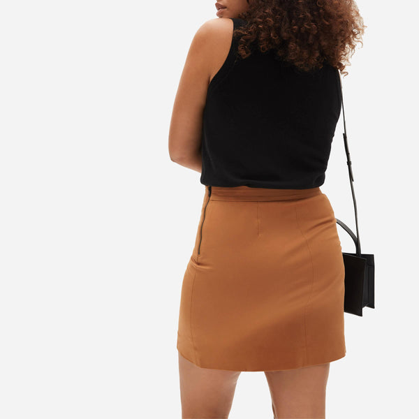 The Almost-Mini Skirt