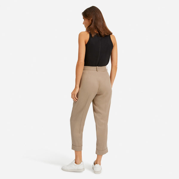 The Put-Together Pleat Pant