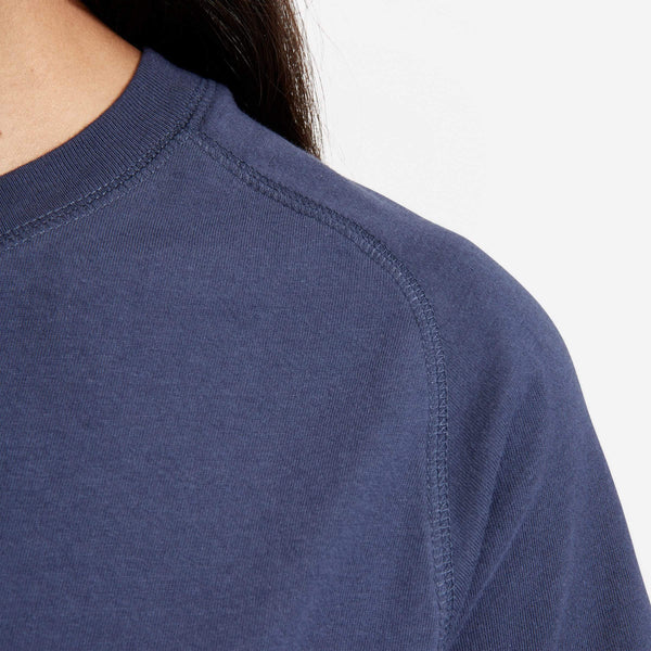 The Easy Raglan Tee