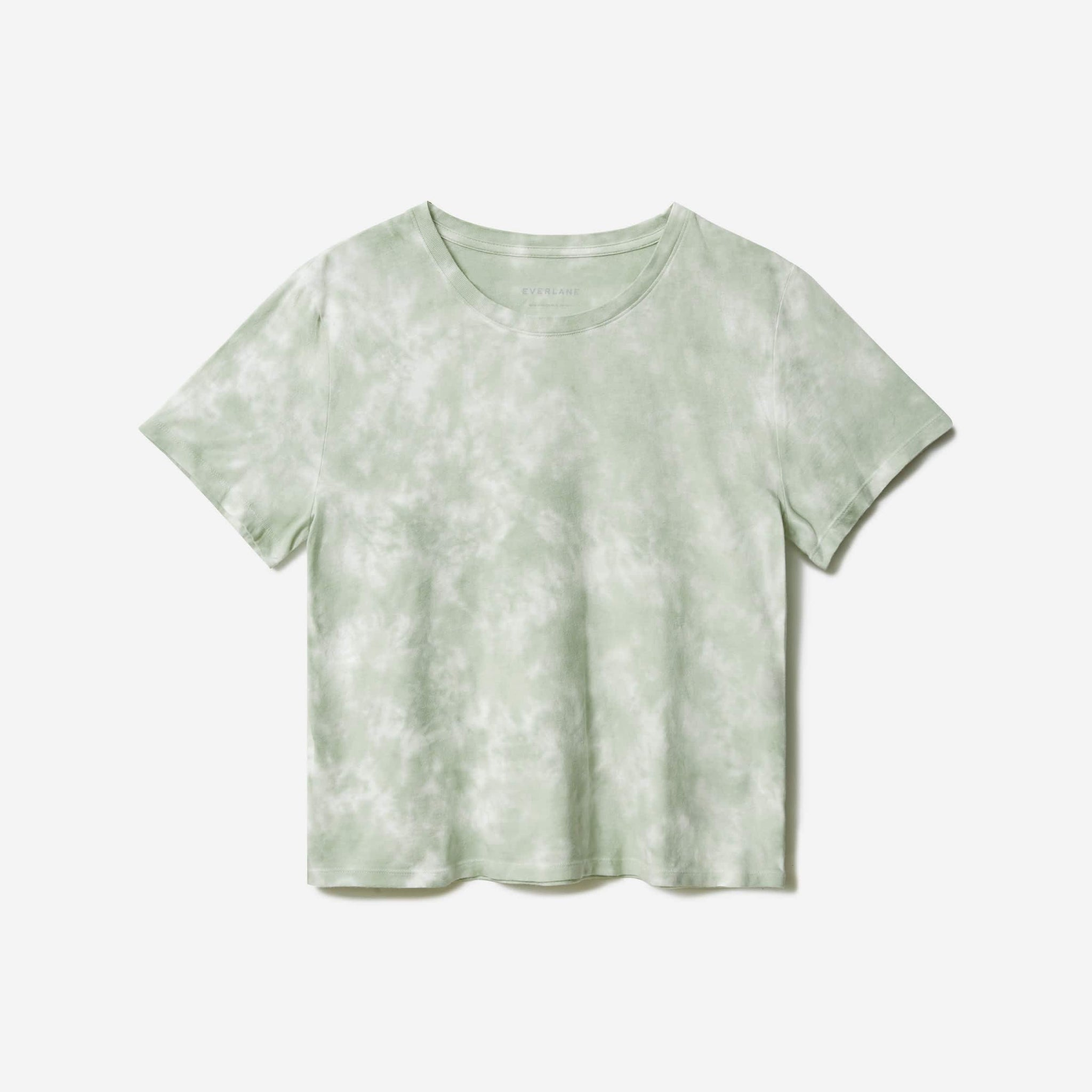 The Tie-Dye Box-Cut Tee