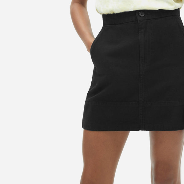 The Canvas Stamp Skirt