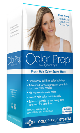 Color Oops Color Prep- Build Up Remover