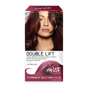 Double Lift Permanent Bold Hair Color  | Plum Siren