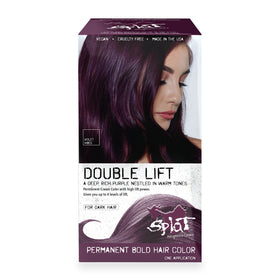 Splat Double Lift Permanent Bold Hair Color  | Violet Vibes
