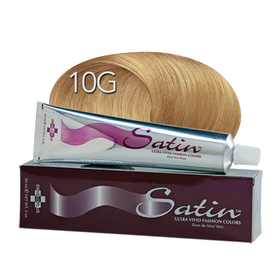 Satin Hair Color Ultra Light Golden (10G)