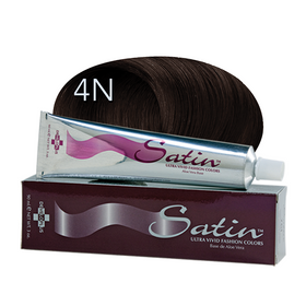 Satin Hair Colors Brown (4N)