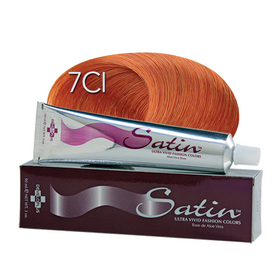 Satin Hair Color Intense Copper Blonde (7CI)