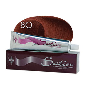 Satin Hair Color Light Titian (8O)