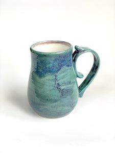Blue and Purple Prototype Mug