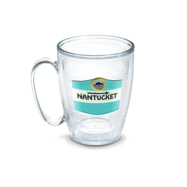 "15 oz Nantucket ""Road Sign"" Tervis Mug"
