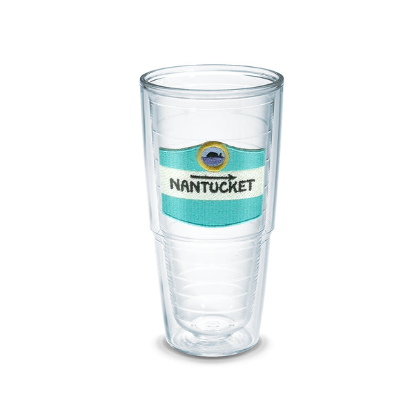 "24 oz Nantucket ""Road Sign"" Tervis Big T"