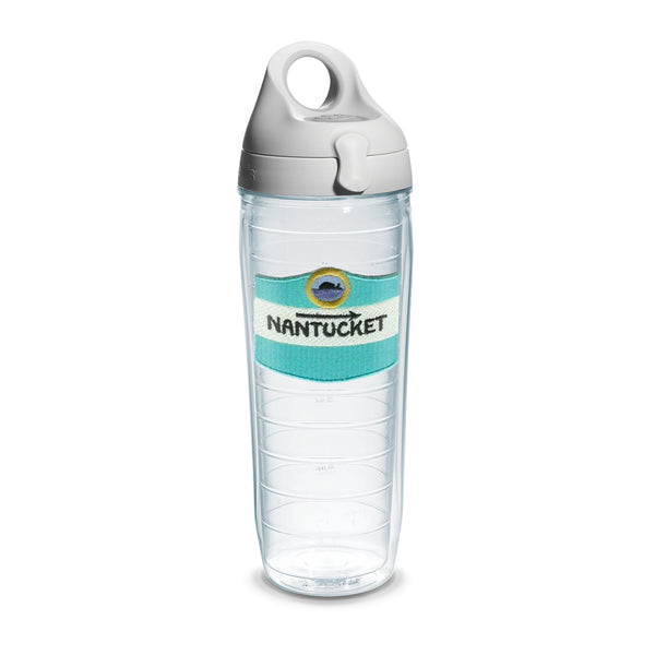 "24 oz Nantucket ""Road Sign"" Water Bottle"