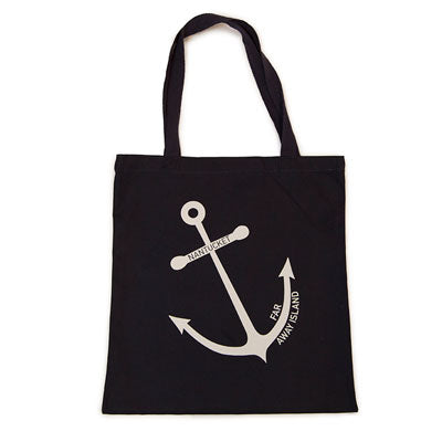 Bike Path Tote - Anchor