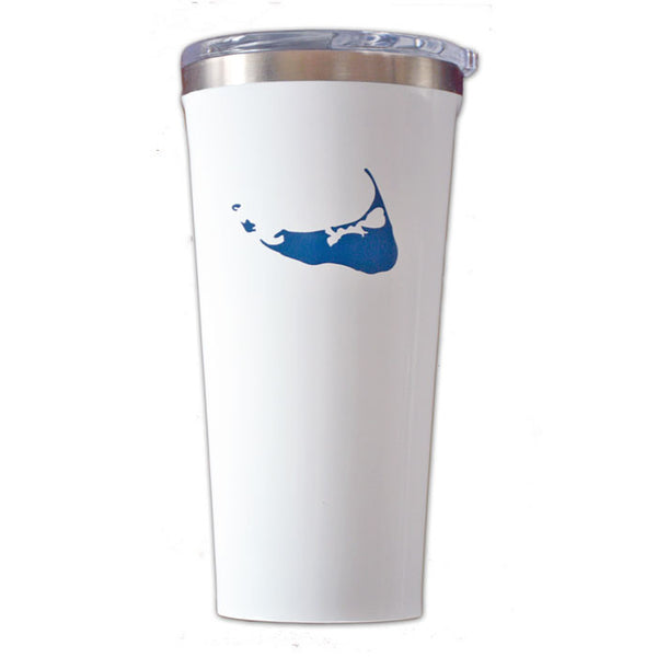 Nantucket Corkcicle 16 oz Tumbler