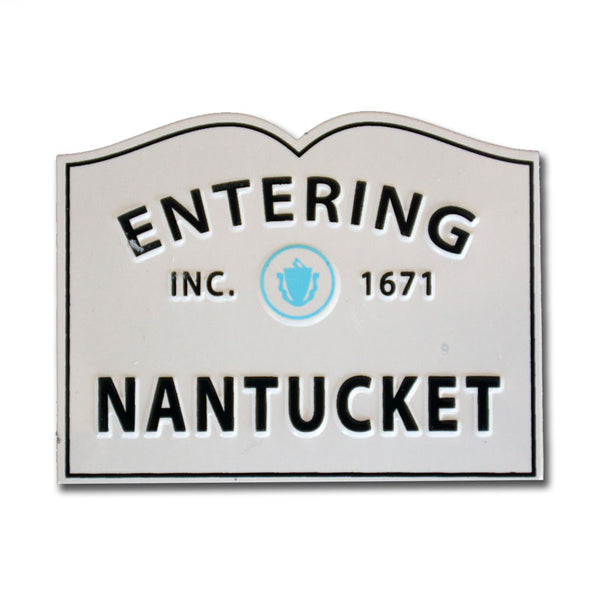 Entering Nantucket Magnet