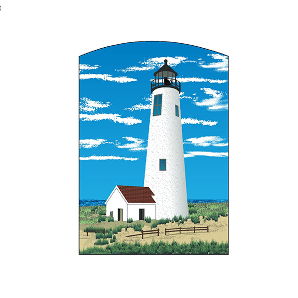 "Cat's Meow ""Great Point Lighthouse"" Keepsake"