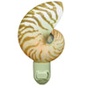 Pearl Nautilus Night Light