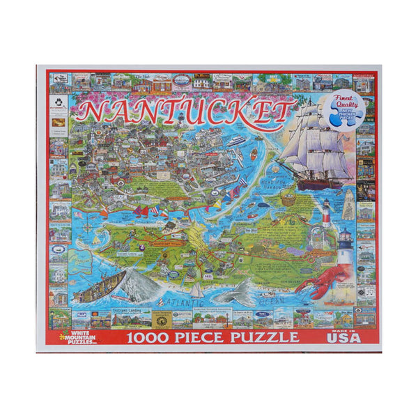 Nantucket Puzzle