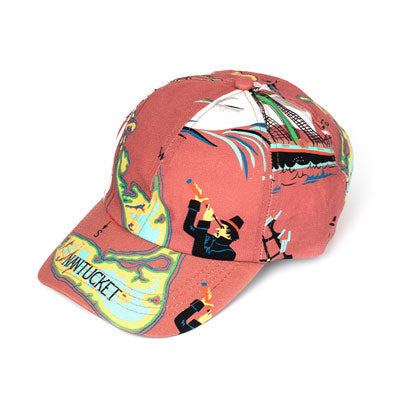 Baseball Hat - N.Tuc Red