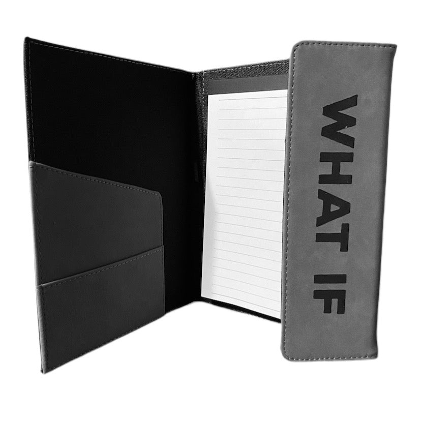 Canvas Portfolio & Notepad
