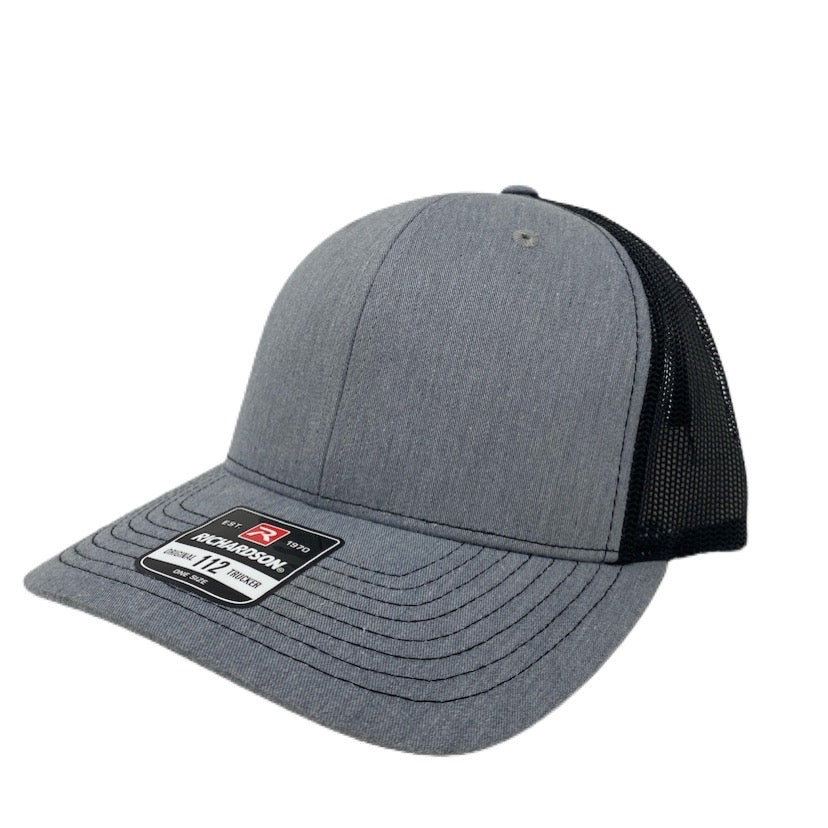 Richardson 112 Hat with Leather Patch
