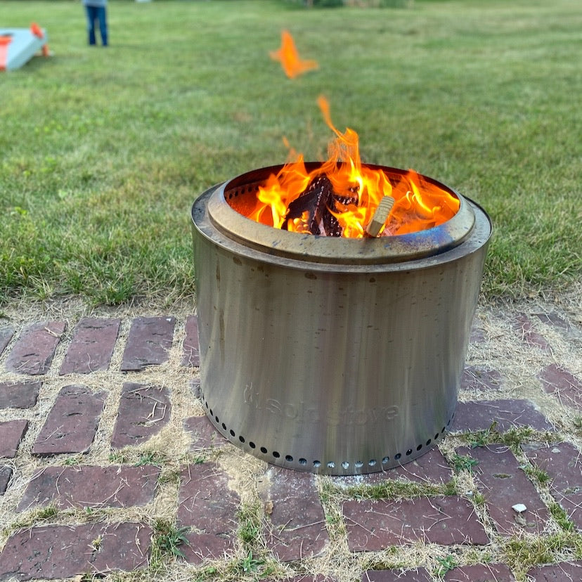 Solo Stove Bonfire & Stand (Currently Out of Stock)