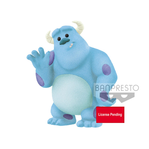 Monsters Inc -Fluffy Petit- Sulley