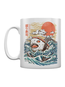 MUG: Illustrata - Sharkiri Sushi