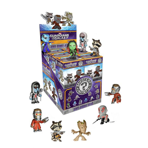 Mystery Minis: Guardians of the Galaxy