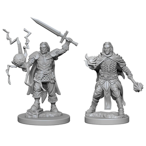 Pathfinder Figure: Human Male Cleric