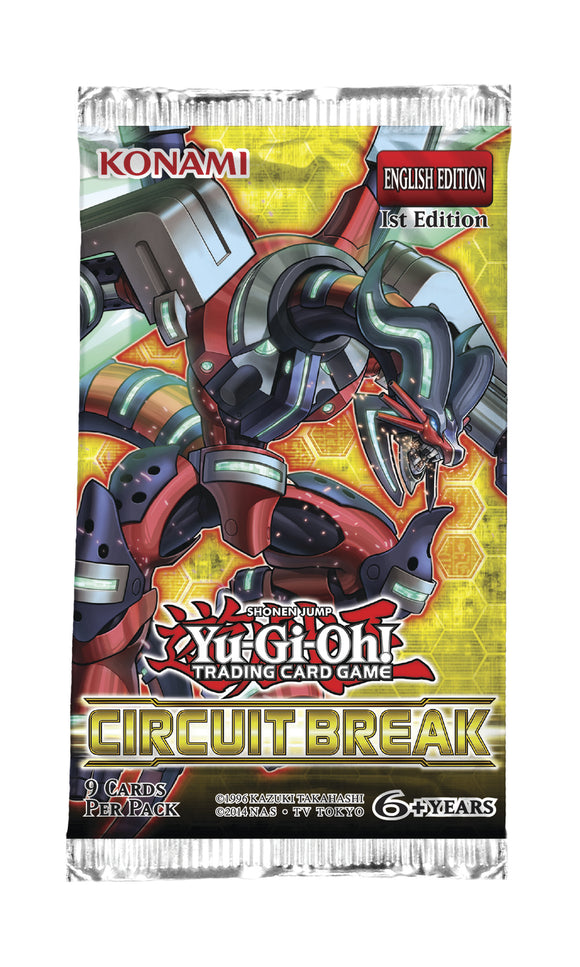 YuGiOh! Circuit Break Booster