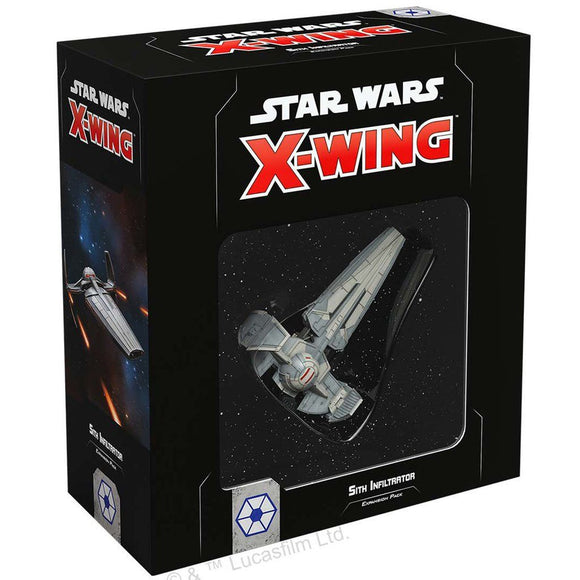 Star Wars X-Wing 2nd: Sith Infiltrator