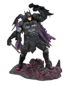 Batman: Batman Metal Gallery Statue