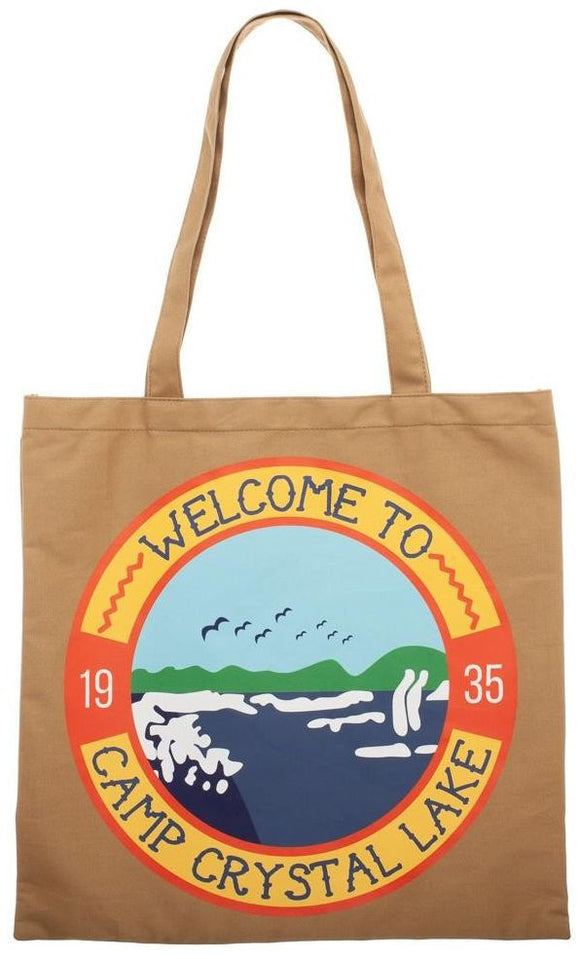 Friday 13th: Camp Crystal Lake Tote Bag