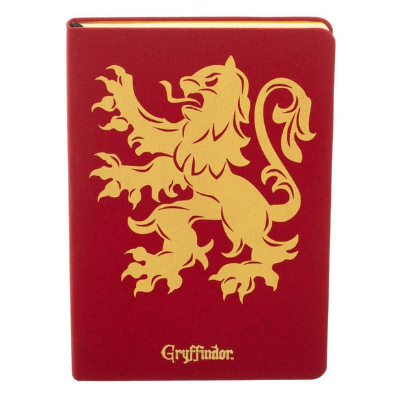 Harry Potter Felt Journal Griffindor