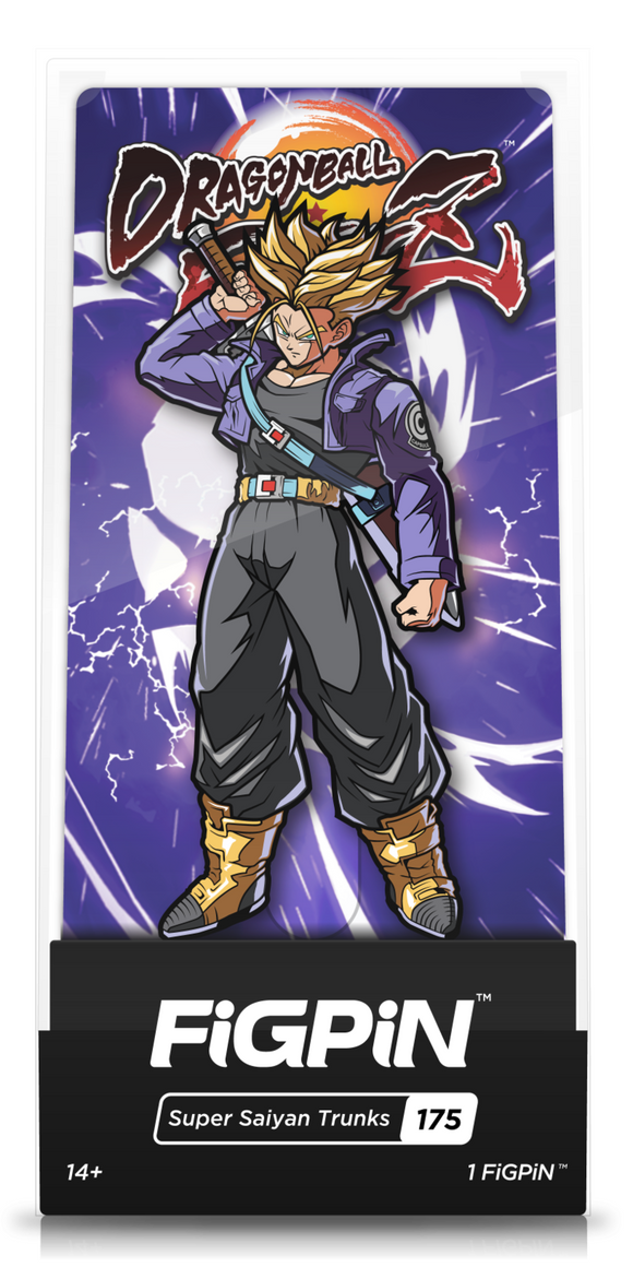 Figpin: DBS - Super Saiyan Trunks