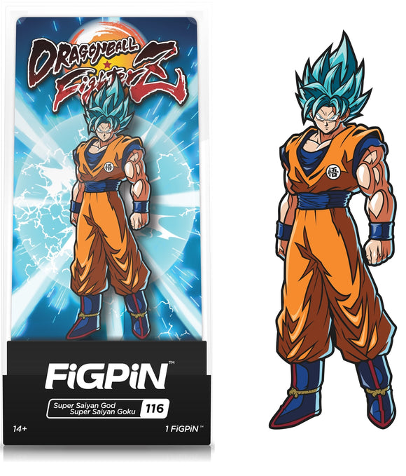 Figpin: DBZ - Fighterz Goku